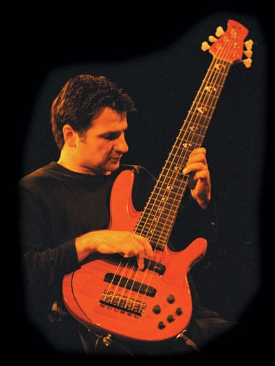 John Patitucci Bass