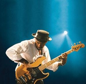 Marcus Miller Bass player