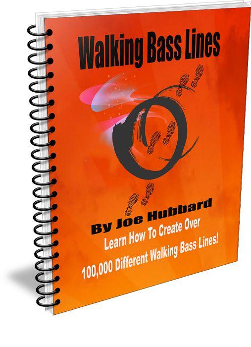 Walking Bass Lines · Joe Hubbard Bass